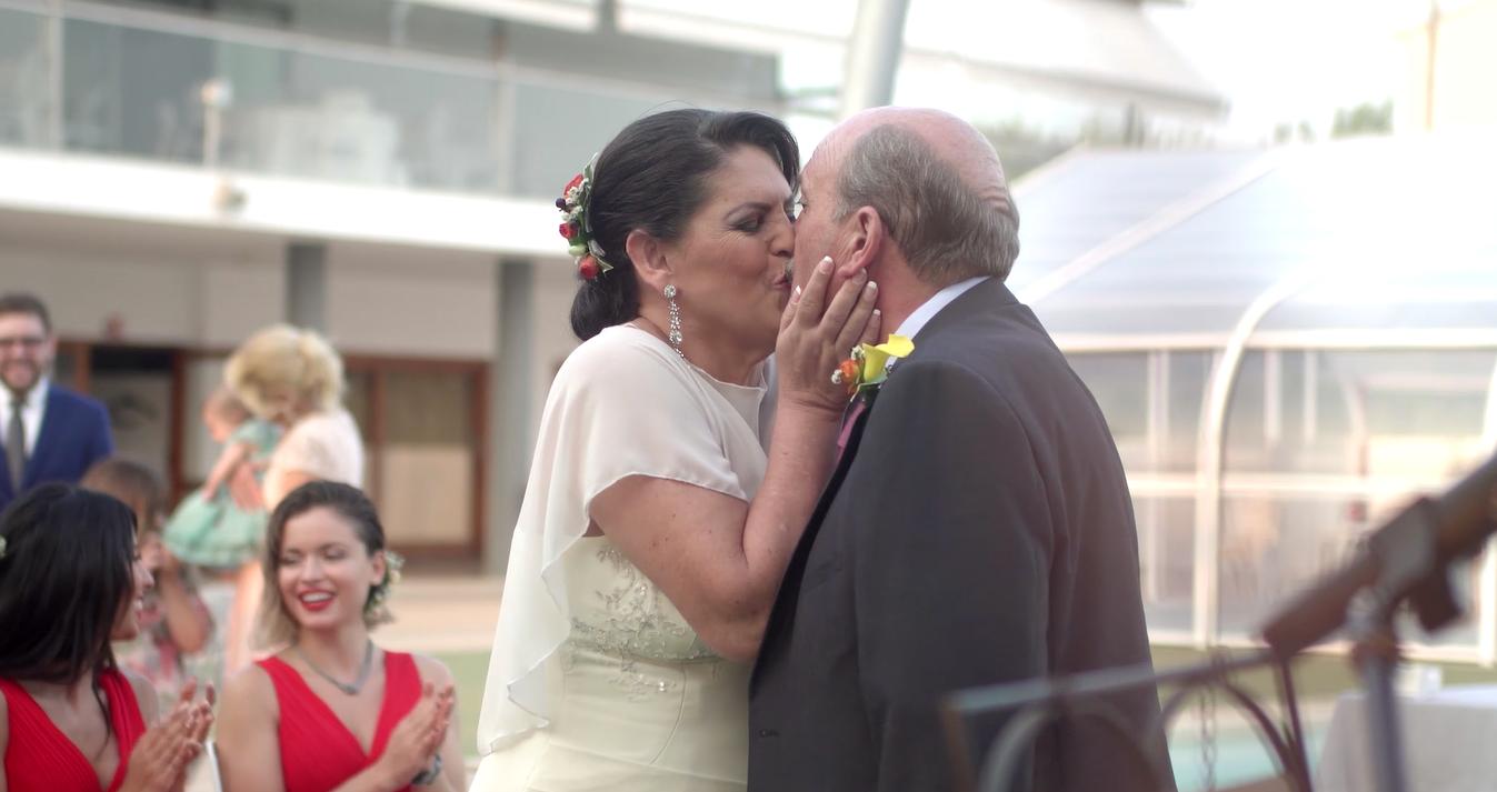 La boda de Tomás y Cristina en La/villajoyosa Vila Joiosa, Alicante