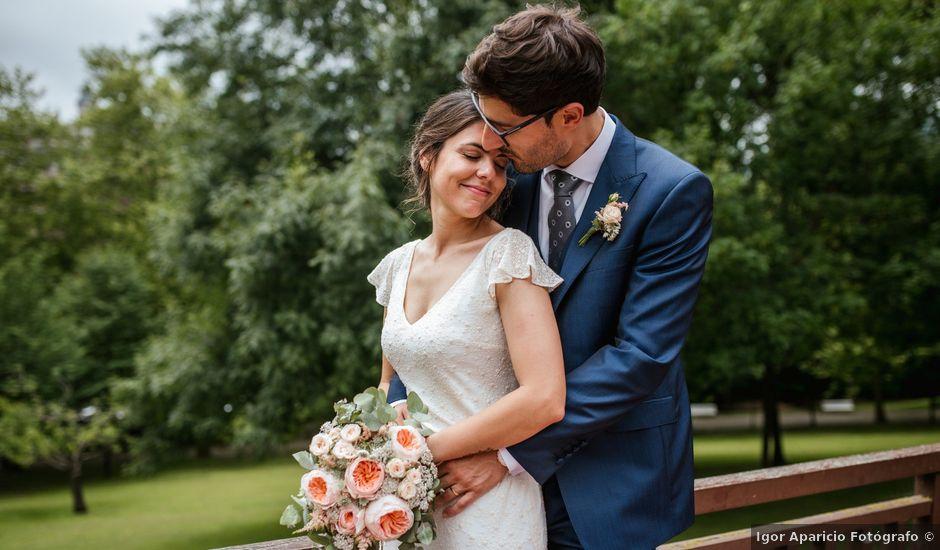 La boda de Igor y Maite en Donostia-San Sebastián, Guipúzcoa