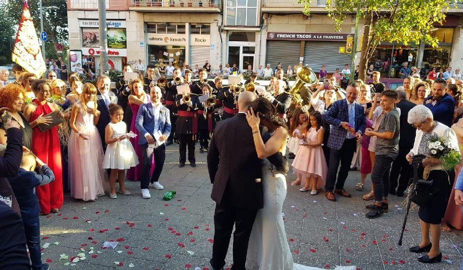 La boda de Cristian y Alba en Montornes Del Valles, Barcelona