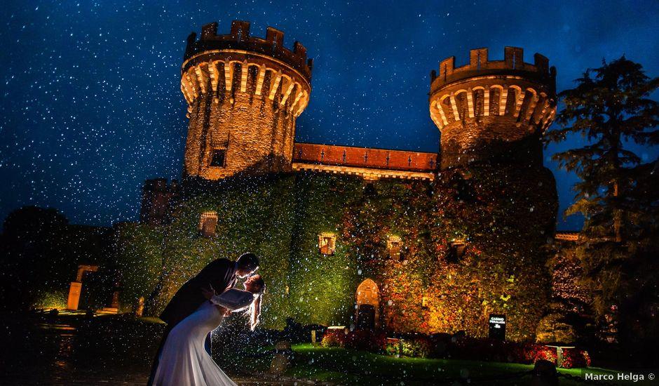 La boda de Adrián y Carina en Peralada, Girona
