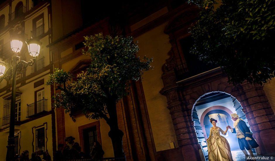 La boda de Almudena y Roman en Sevilla, Sevilla