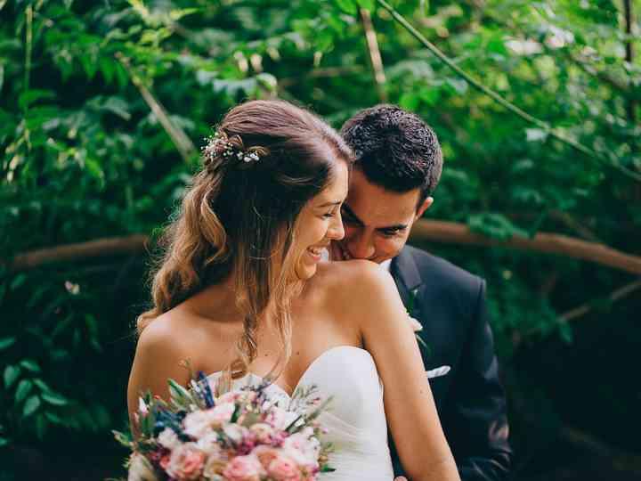 La boda de Lara y Ángel