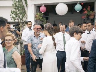 La boda de Melania y Juanma 2