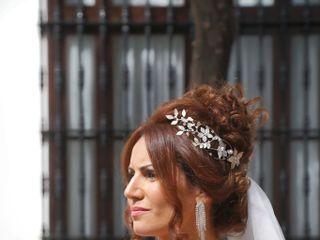 La boda de Aurora y Israel 3
