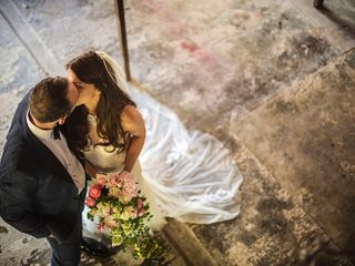 La boda de Sophie y Paul 1