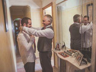 La boda de Tania y Javier 2