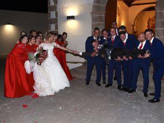 La boda de Erika y Jorge 1