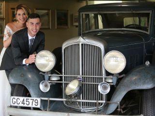 La boda de Erika y Jorge