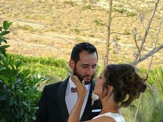 La boda de Aroa  y Mikel  1