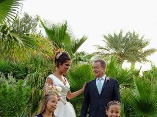 La boda de Aroa  y Mikel  2