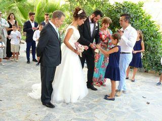 La boda de Aroa  y Mikel
