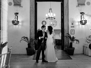 La boda de Clara y Jorge