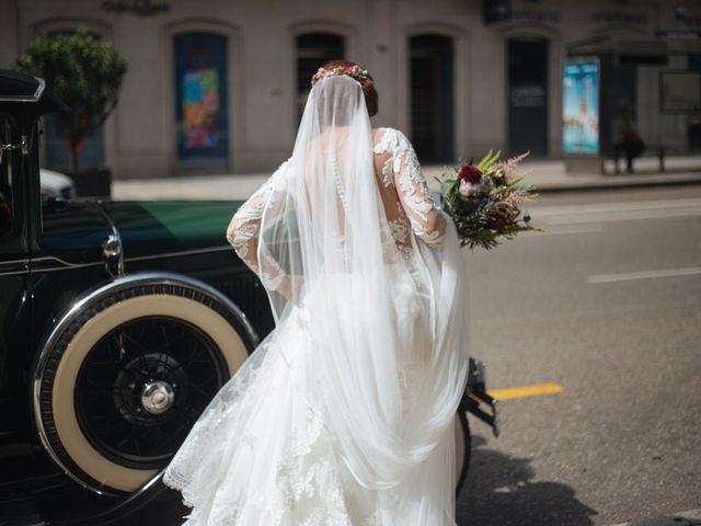 La boda de Ernesto y Andrea en Vilanova De Arousa, Pontevedra 44