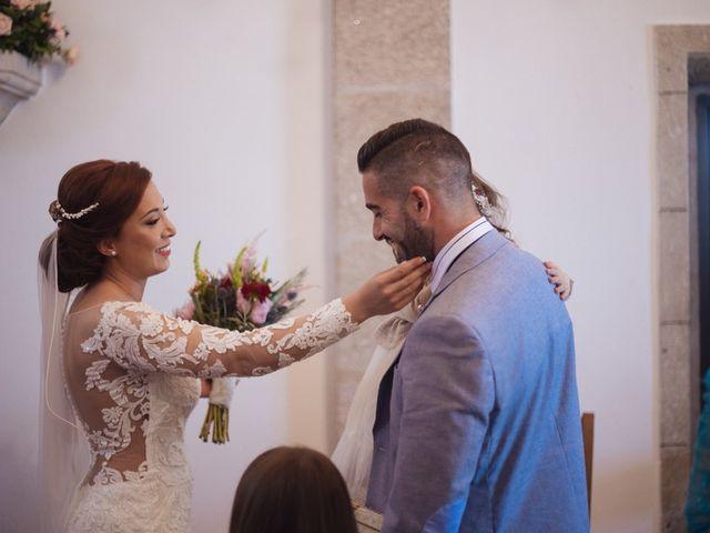 La boda de Ernesto y Andrea en Vilanova De Arousa, Pontevedra 53