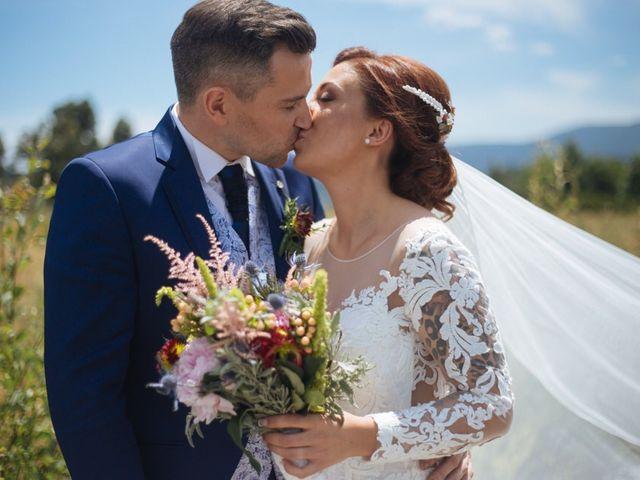 La boda de Andrea y Ernesto