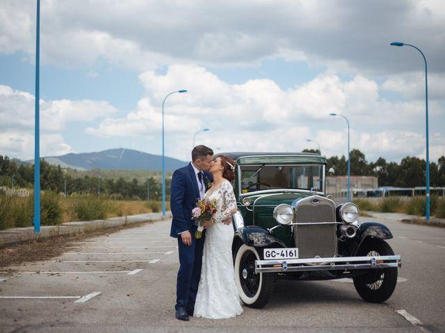 La boda de Ernesto y Andrea en Vilanova De Arousa, Pontevedra 94