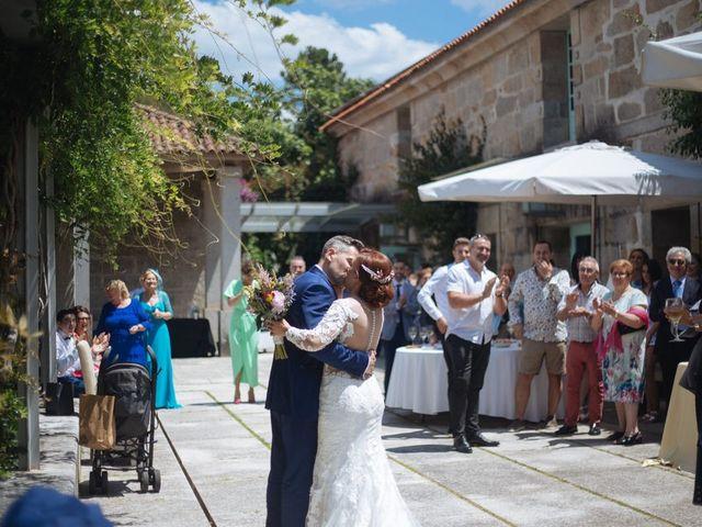 La boda de Ernesto y Andrea en Vilanova De Arousa, Pontevedra 101