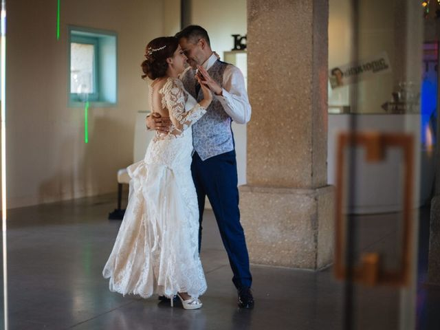 La boda de Ernesto y Andrea en Vilanova De Arousa, Pontevedra 111