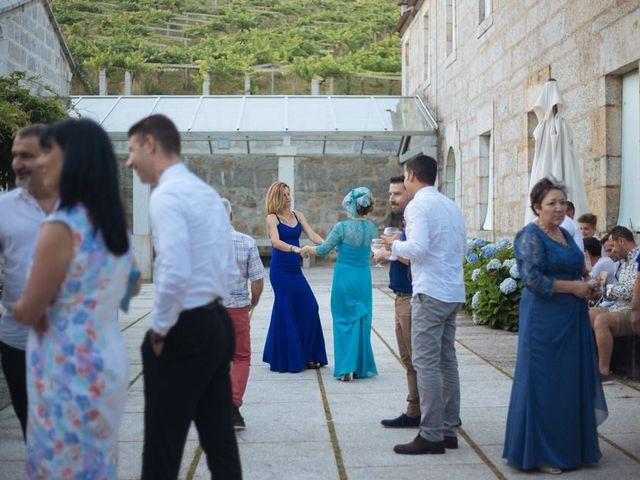 La boda de Ernesto y Andrea en Vilanova De Arousa, Pontevedra 115