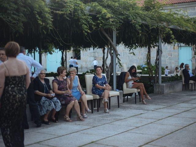 La boda de Ernesto y Andrea en Vilanova De Arousa, Pontevedra 116