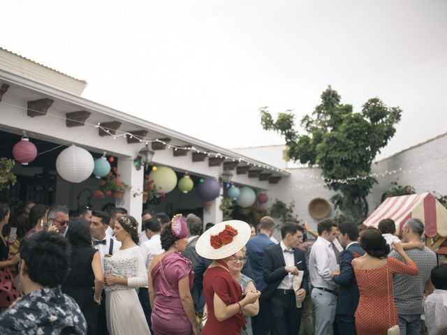 La boda de Juanma y Melania en Lepe, Huelva 5