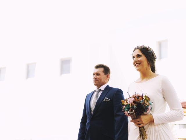 La boda de Juanma y Melania en Lepe, Huelva 16