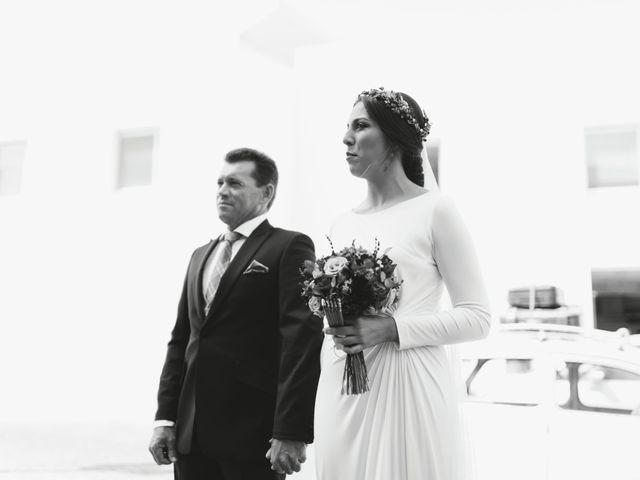La boda de Juanma y Melania en Lepe, Huelva 17