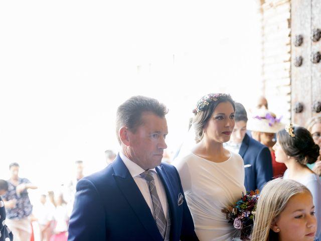 La boda de Juanma y Melania en Lepe, Huelva 18