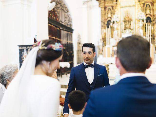 La boda de Juanma y Melania en Lepe, Huelva 20