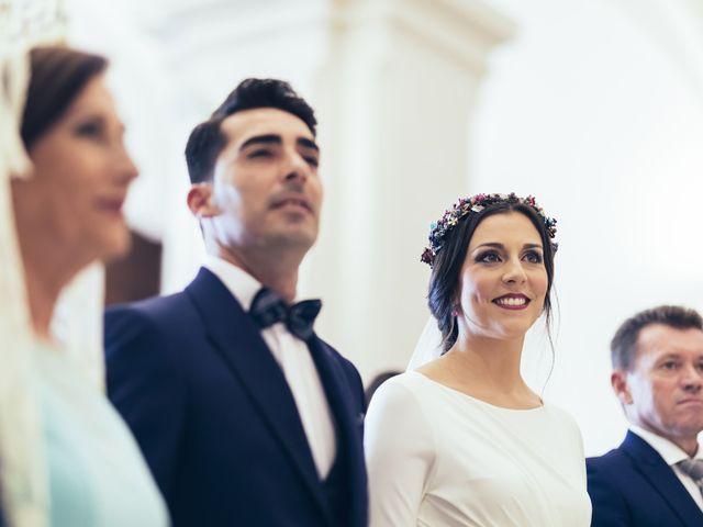 La boda de Juanma y Melania en Lepe, Huelva 31