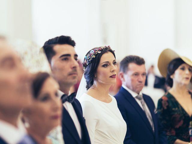 La boda de Juanma y Melania en Lepe, Huelva 32