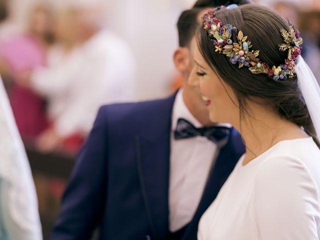 La boda de Juanma y Melania en Lepe, Huelva 34