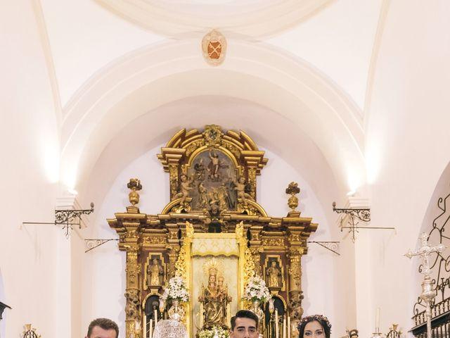 La boda de Juanma y Melania en Lepe, Huelva 35