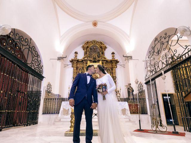 La boda de Juanma y Melania en Lepe, Huelva 37