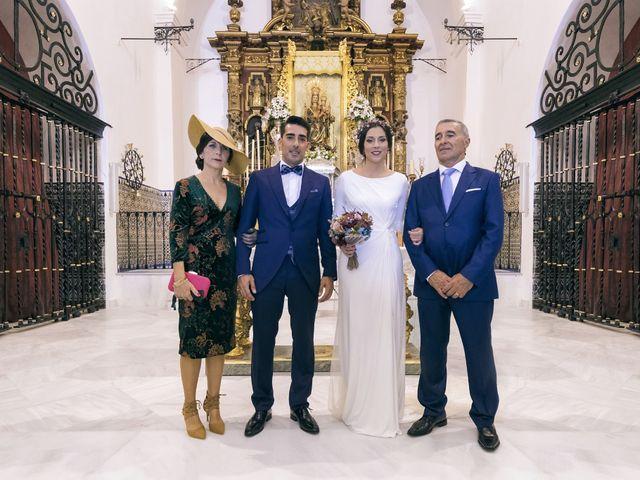 La boda de Juanma y Melania en Lepe, Huelva 38