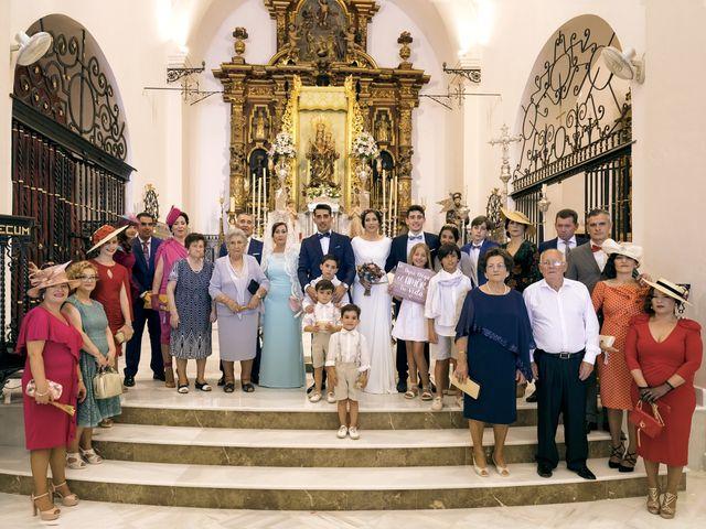 La boda de Juanma y Melania en Lepe, Huelva 39