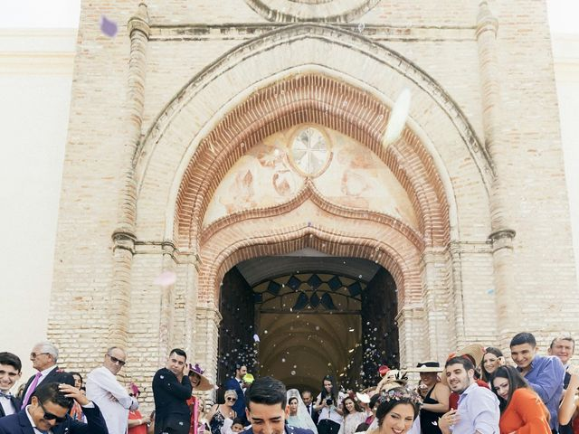 La boda de Juanma y Melania en Lepe, Huelva 40