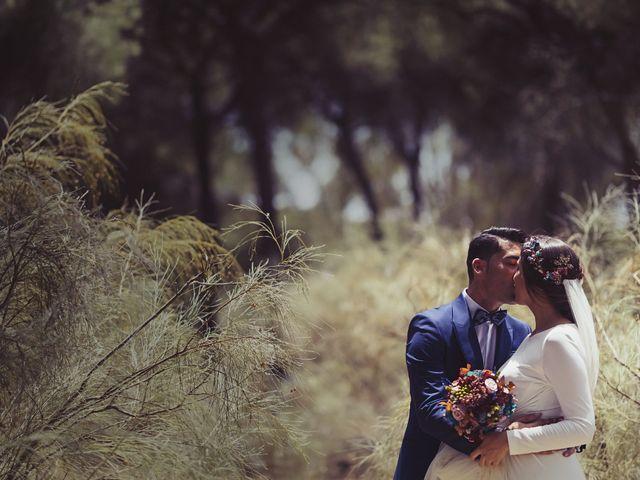 La boda de Juanma y Melania en Lepe, Huelva 49