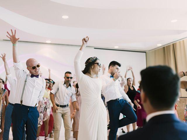 La boda de Juanma y Melania en Lepe, Huelva 51