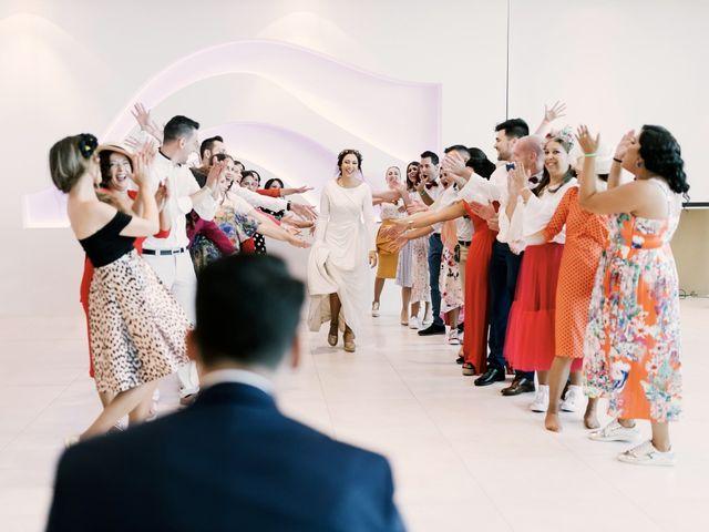 La boda de Juanma y Melania en Lepe, Huelva 54