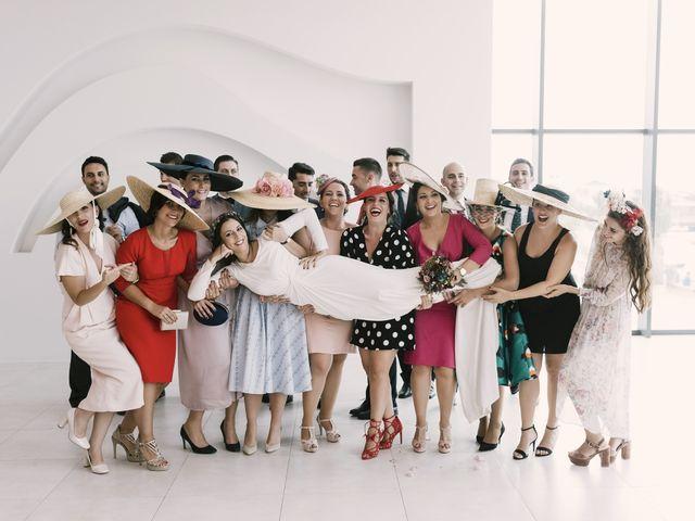 La boda de Juanma y Melania en Lepe, Huelva 2