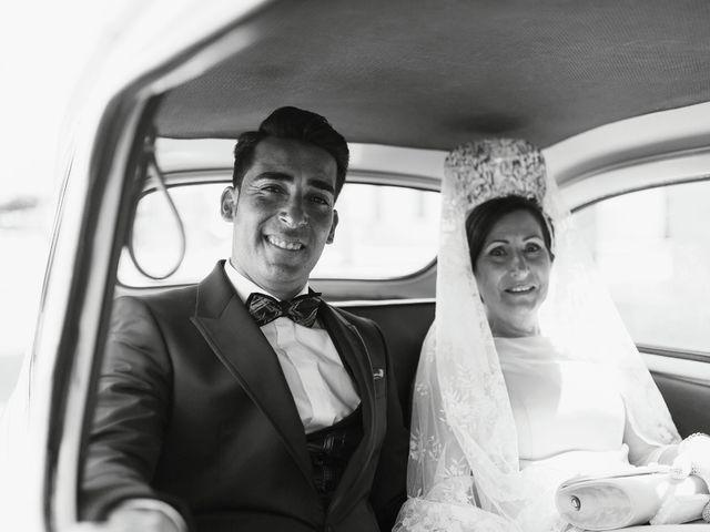 La boda de Juanma y Melania en Lepe, Huelva 77
