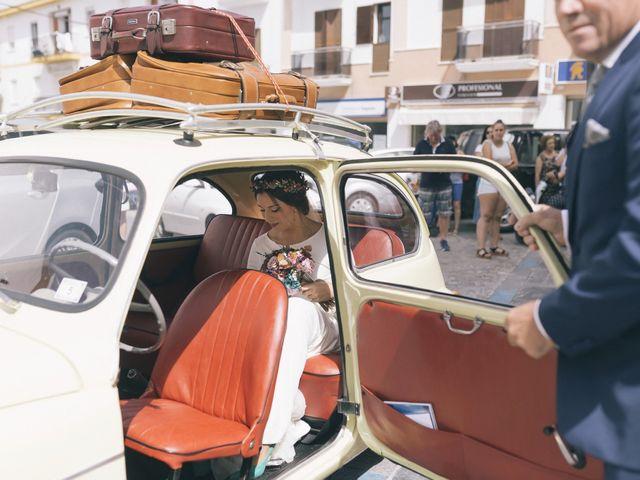 La boda de Juanma y Melania en Lepe, Huelva 82