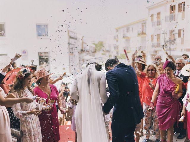 La boda de Juanma y Melania en Lepe, Huelva 87