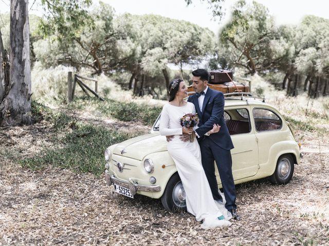 La boda de Juanma y Melania en Lepe, Huelva 91