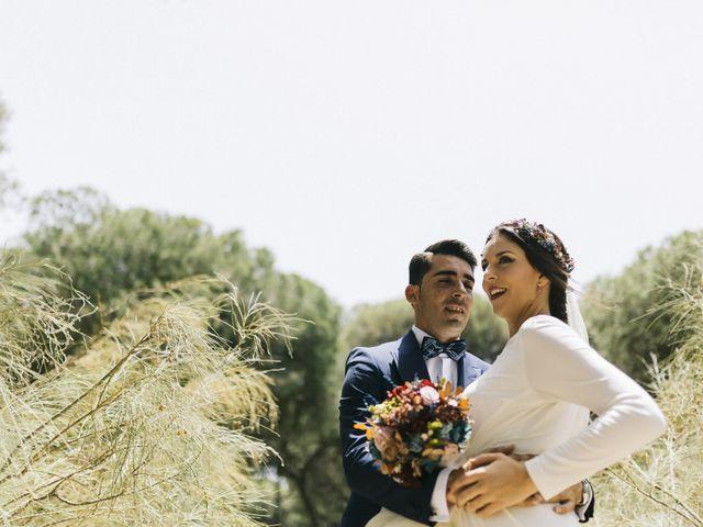 La boda de Juanma y Melania en Lepe, Huelva 96