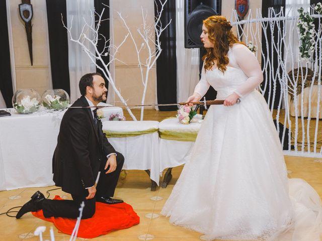La boda de Juan Guillermo y Beatriz en Talamanca Del Jarama, Madrid 31
