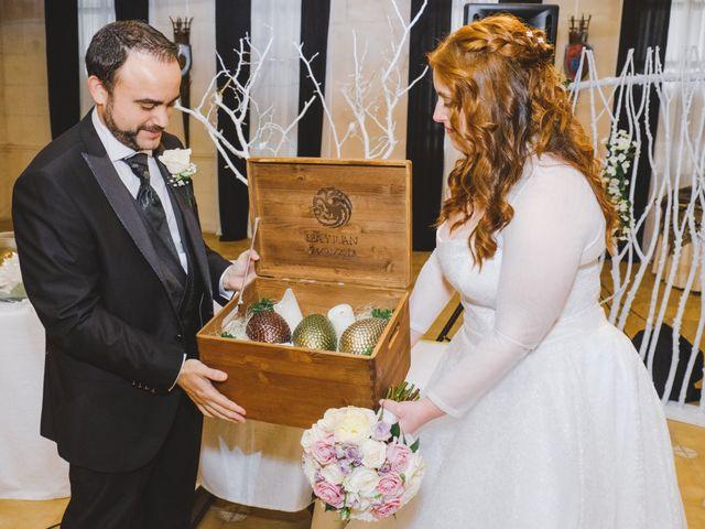 La boda de Juan Guillermo y Beatriz en Talamanca Del Jarama, Madrid 34