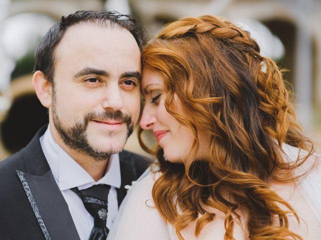 La boda de Juan Guillermo y Beatriz en Talamanca Del Jarama, Madrid 41