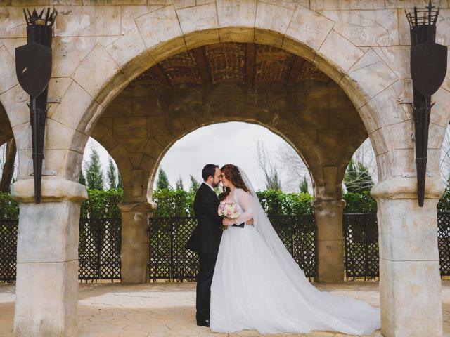 La boda de Beatriz y Juan Guillermo